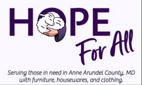 Hope For All - 2021 Lenten Collection