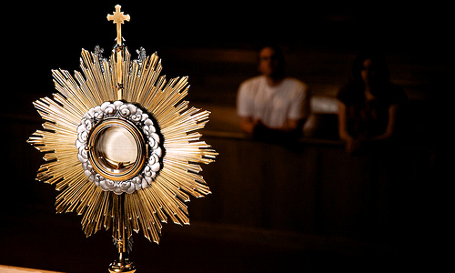 Private Prayer & Adoration