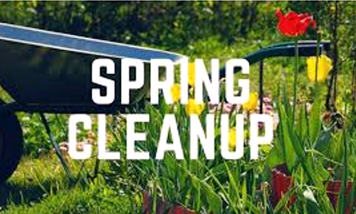 Annual Parish Spring Clean-Up