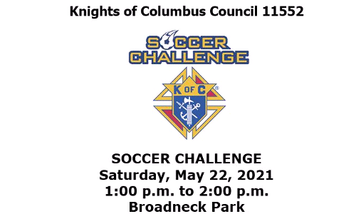 Knights Soccer Challenge