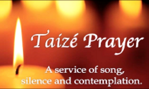 Taizé Prayer